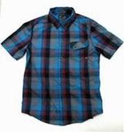 2011 NEW!!! Fox monster, DC men's shirts brand shirts