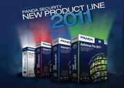 Panda Antivirus,  Panda Internet security,  Panda Global Protection (A