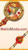 Rakshabandhan turns a vibrant affair with Rakhi4India.com collections