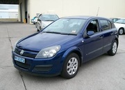 2004 Holden Astra CD 5 Dr Hatch