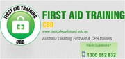 First Aid Training Course Newcastle NSW - CBD College