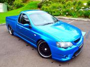 ford falcon NO RESERVE 2004 Ford XR6 TURBO 650HP ute,  Typhoon