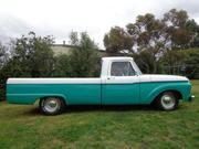 Ford F100 4.9 Ford 1965 F100 LWB V8 Auto Hotrod Pickup Truck Cla