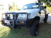 Nissan Patrol 4.2 2006 Nissan Patrol Turbo Diesel TD42 DX Chasis ute