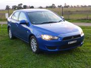 2010 MITSUBISHI Mitsubishi Lancer SX Manual Hatch 2010 October reg