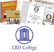 Get a Barista Certificate at CBD College Newcastle Sydney NSW