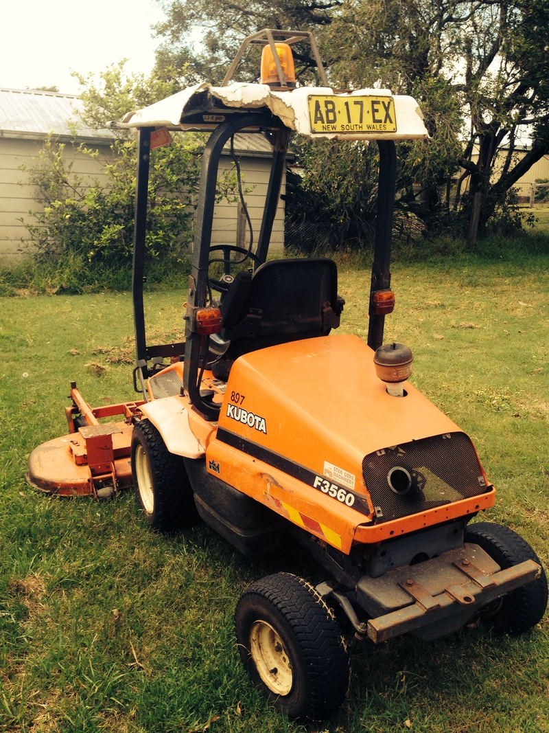 Kubota Front Deck Mowers Bing Images