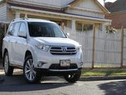 Toyota 2012 2012 Toyota Kluger Grande Auto 2WD MY12