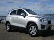 2013 HOLDEN 2013 Holden Trax LS TJ Auto MY14