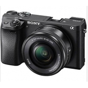 Sony a6300 Mirrorless Digital Camera   16-50mm Lens