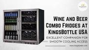 Wine & Beer Combo | Kings Bottle
