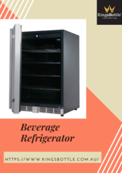Buy Built-in Under-counter Beverage Refrigerator | KingsBottle
