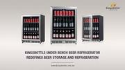 Upright Cooler Combos For Sale | KingsBottle Australia