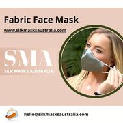 Fabric Face Mask - Silk Masks Australia