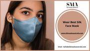 Wear Best Silk Face Mask - www.silkmasksaustralia.com